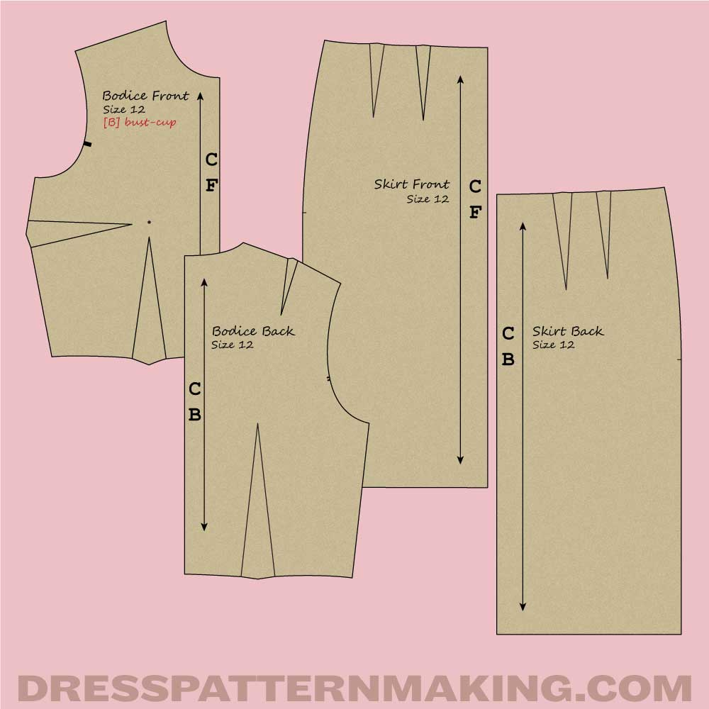 Blocks Or Slopers The Basics Dress Patternmaking