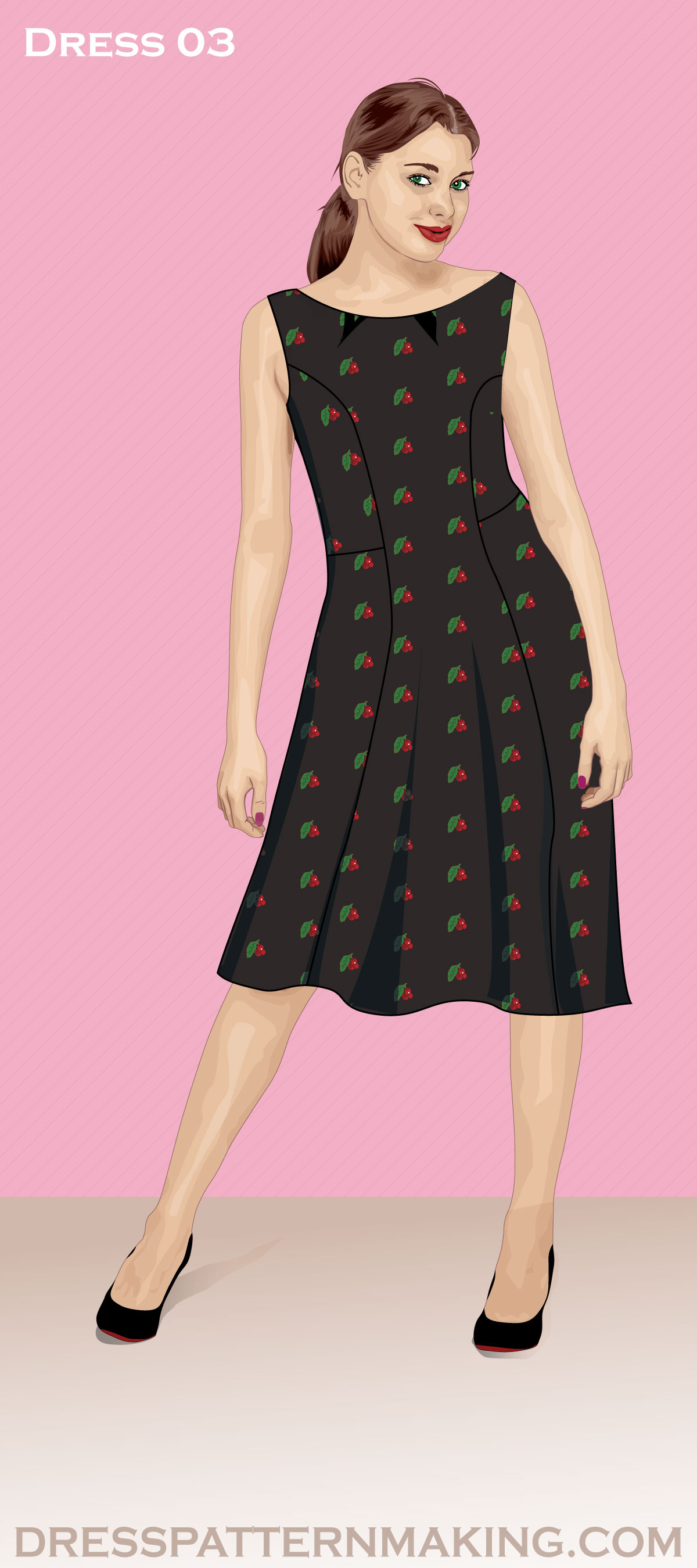 Dress-003 (Description)