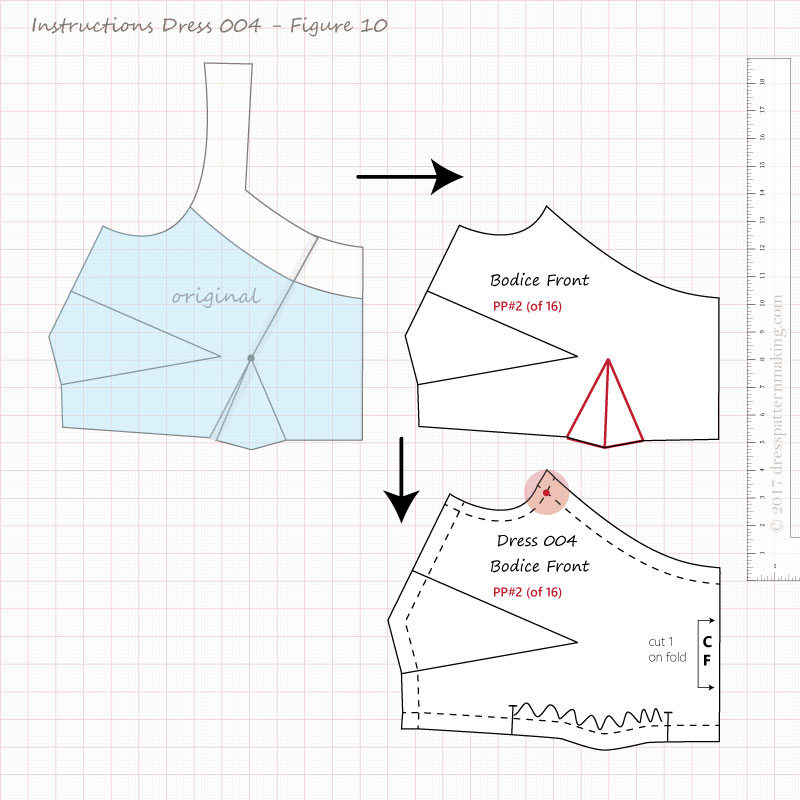 instructions dress 004 figure 10