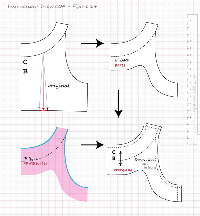 instructions dress 004 figure 14